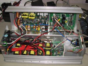 The Aims Power 3000 Watt Inverter Charger Kg4cyx