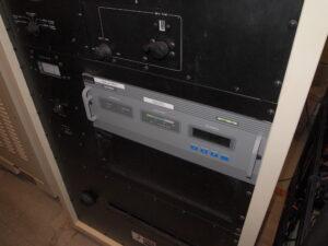 Harris HT 25 FM - Well it WAS black once.