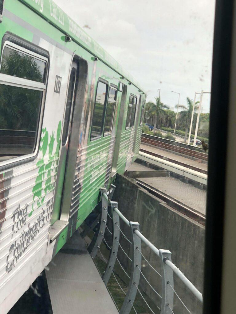 MDT Metrorail Derailment